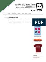 Survivorship Bias « You Are Not So Smart.pdf