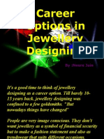 Career Options in Jewellery Designing