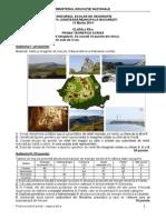 2014 Geografie Judeteana Proba Teoretica Clasa a Xiia Subiectebarem