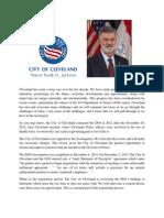 Mayor Jackson releases statement following DOJ report releaser