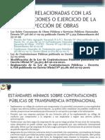 Normas para la Contratacion de Obras