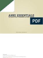 Anki Essentials v1.0
