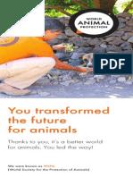 2014 Achievements Brochure