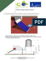 Manual de Instalacion 100 Lts
