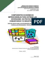 Guía de Componentes Económicos