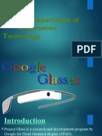 Google Glass Final