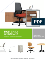 CREST HON Daily on Demand Catalog 2015