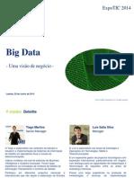 Big Data - Uma visão de negócio -