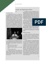 Estudo de Caso - Organizações