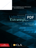 Programa de Liderazgo Estratégico 2015