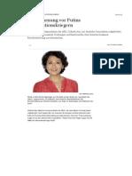 2015 Golineh Atai - Rede zu Putins Informations-Kriegern
