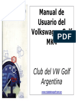 VW Golf IV Manual Usuario