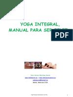 Yoga Integral Manual Para Ser Feli