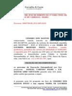 Exceção de Incompetência - Cesário - Versão Final.doc