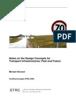 Bernard NotesOnDesignConcepts STRC 2004