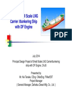 4 Study of Small Scale LNG Carrier
