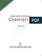 Chemistry Lab Manual Class 12