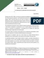 Marcos teóricos e incidencias en la educación de la música popular - Diego Maodery.