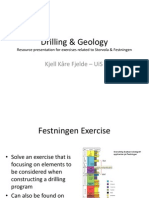 Drilling & Geology 2012 ResourcePres Festningen Long