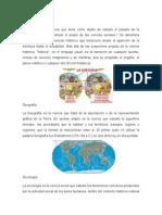 Ciencias de La Ciencias Sociales