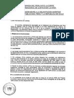 Carta Haya PERU