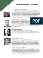 2015 Salud Consejo Consultor Miembros
