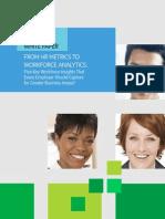 Visier Workforce Analytics 5 Critical Indicators White Paper