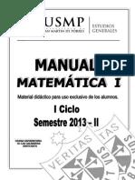 Matematica I (para Universidad)