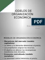 Modelos de Organización Economica