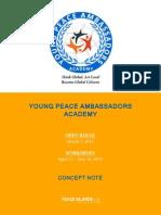 Young Peace Ambassadors Academy