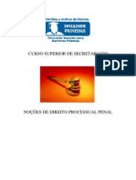 Apostila Direito Processual Penal