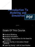 Lab 1b Introduction to Modeling and Simulation