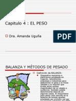 El peso.ppt