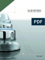 Tc Electronic G-system Manual Spanish