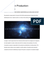 Foundation Production- Evaluation Q3