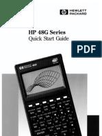 Hp-48g Quick Start Guide