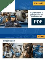 Equipos Fluke Motors and Drives