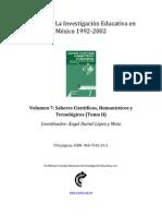 ColecciónLa Investigación Educativa en México-1992-2002-v7_t2