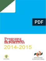FOLLETO DEF.docx Folleto 2014-2015