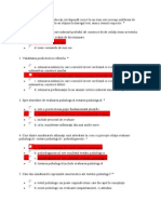 Grila Psihodiagnostic Sem 1 (1) Raspunsuri