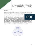 Aprendizaje Servicio Chile