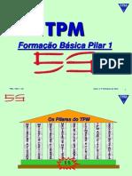 5S-O Pilar Basico do TPM