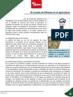 El Lavado de Nitratos en la Agricultura.pdf
