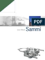Catálogo de obturadores SAMMI