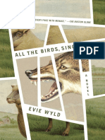 All the Birds, Singing by Evie Wyld - Extended Excerpt