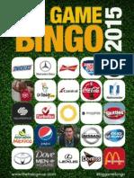 Big Game Bingo XLIX