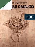 Aau Catalog Web Design San Francisco