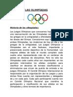 Las Olimpíadas 2