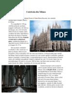 Catedrala Din Milano