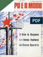 OTempoeoModo N104 1974-5